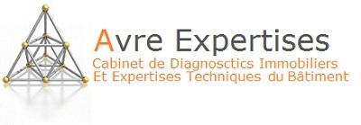 Logo Avre Expertises Diagnostics immobiliers Verneuil sur Avre